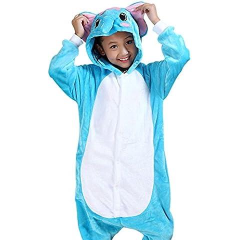 Gillbro Anime animale bambino Cosplay Pigiama costume