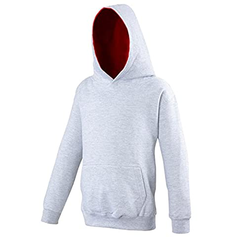 AWDis - Sweat-shirt à capuche - Moderne - Homme -