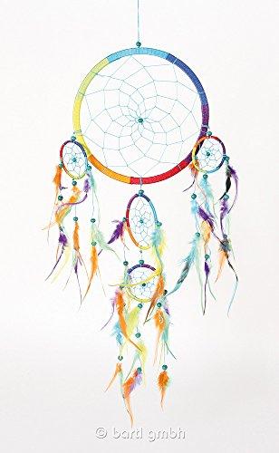 Dream Catcher Rainbow 22 cm