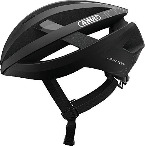 Abus Viantor Road Helmet Velvet Black Kopfumfang S | 51-55cm 2019 Fahrradhelm