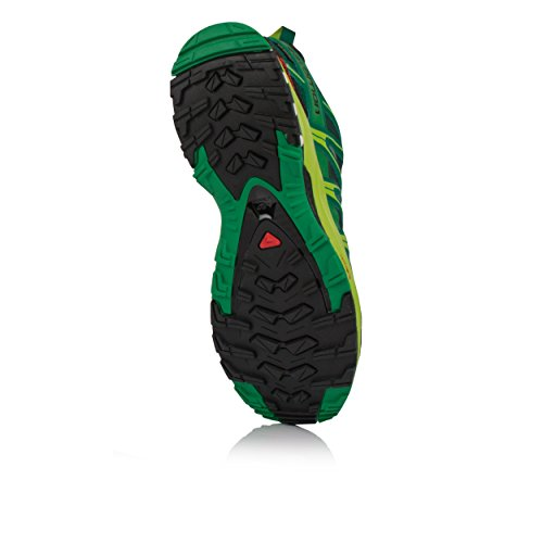 Uomo Scarpe Verde Da Xa 3d Pro Trekking Salomon Fzpfwgq1