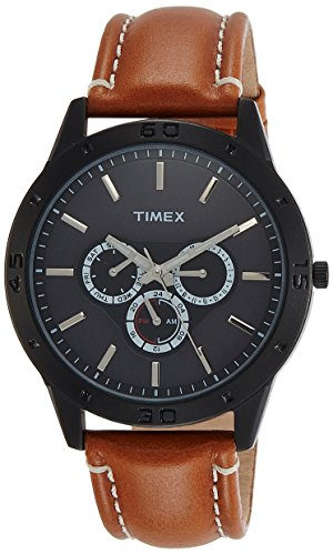 Timex Analog Black Dial Men's Watch - TW000U913