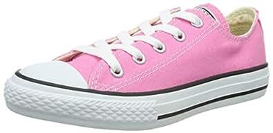 Converse Ctas Core Ox, Unisex-Kinder Sneakers, Pink (rose), 33 EU
