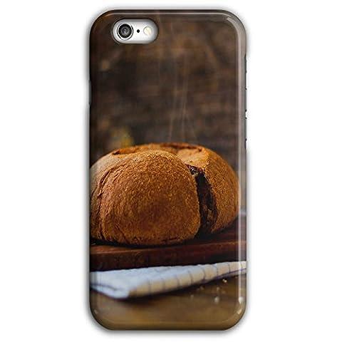 Brot Bäckerei Küche Essen Zuhause Gemacht Essen iPhone 6 Plus / 6S Plus Hülle | Wellcoda (Mango Brot)