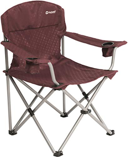 Outwell Catamarca Arm Chair XL Claret 2019 Campingstuhl -
