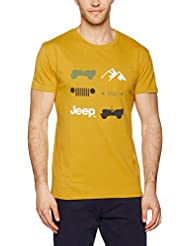 Jeep Herren T-Shirt Iconography J7s