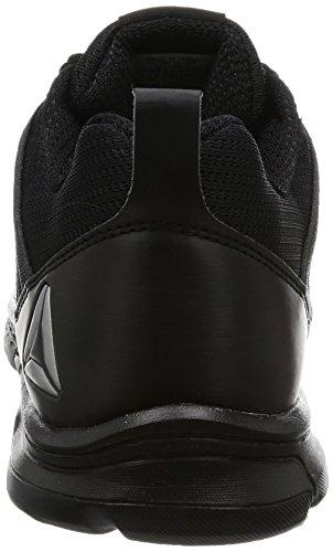 Reebok Bd5447, Scarpe da Trail Running Uomo Nero (Black/Black/Silver)