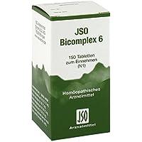 Jso Bicomplex Heilmittel Nummer 6 150 stk preisvergleich bei billige-tabletten.eu