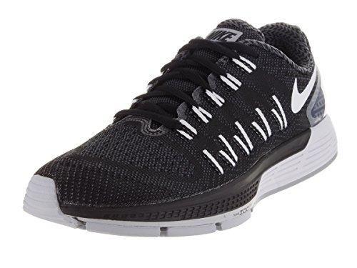 Nike Wmns Air Zoom Odyssey, Scarpe da Corsa Donna, Talla Nero (Nero / Bianco-lupo grigio-Drk Grey)