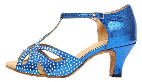CFP , Danse-moderne femme Bleu