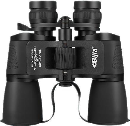 10-120x80 Jumelles professionnelles HD Power Binocolos Focus flexible Zoom à longue portée Chasse au télescope imperméable à l'azote