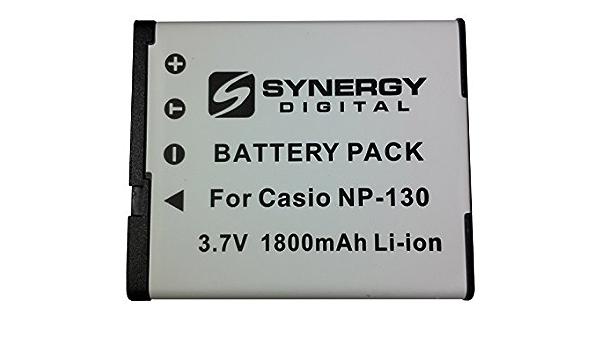 Casio Exilim Ex Zr300 Digital Camera Battery Elektronik