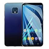 BZLine Ultradünne Smartphone, 6,1 Zoll Display, Android 6.0, Quad-Core 1 GB + 8 GB, 2800 mAh Akku, GSM, WiFi, Bluetooth, Dual-SIM Dreifachkamera Smartphone