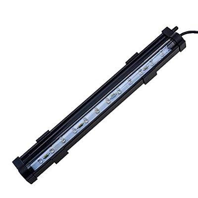 Balacoo Aquarium Lumière sous-Marine Lampe LED pour Récif de Corail Aquarium Submersible Aquarium Lumière Spot Lampe