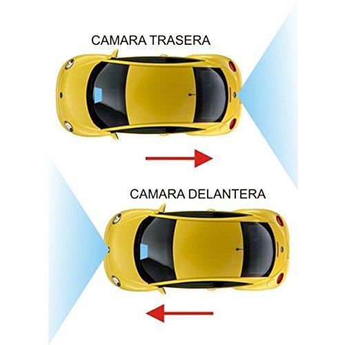 222AP - Interface para cámara trasera y cámara delantera de asistencia al aparcamiento