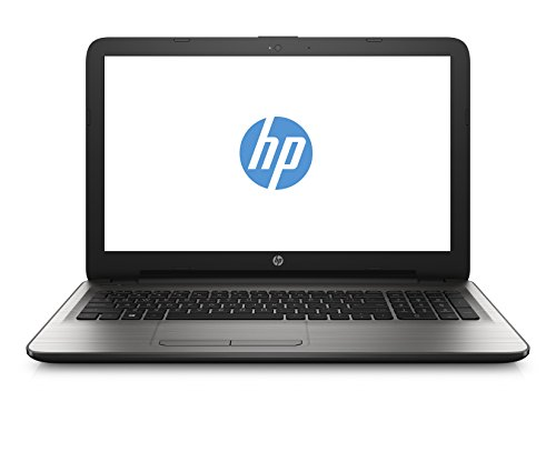 HP 250 G5 SP (1LT90ES) 39,6 cm (15,6 Zoll / Full-HD) Business Laptop (Notebook mit: Intel Core i5-7200U, 8 GB RAM, 1 TB HDD, DVD-RW, Windows 10 Home) silber