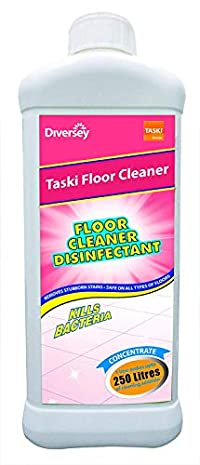TASKI FLOOR CLEANERS DISINFECTANT CONCENTRATE -1LTR