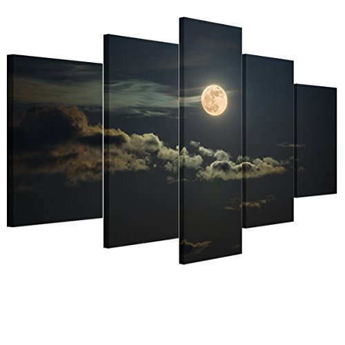 uniquebella-the-moon-modern-abstract-painting-print-on-canvas-large-wall-art-pictures-5-pieces-for-h
