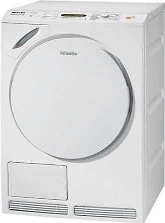 Miele Softtronic T 9646 C Sèche Linge à Condensation 59,5 cm 7 kg Classe: B Blanc