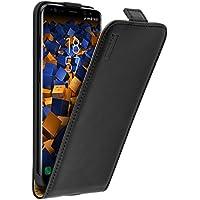 mumbi PREMIUM Leder Flip Case für Samsung Galaxy S8 Tasche