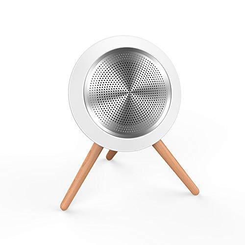 DYYD Drahtloser Bluetooth-Lautsprecher, tragbarer Heim-Audio, einfacher, verlustfreier Lautsprecher, Sprachaufforderungsfunktion
