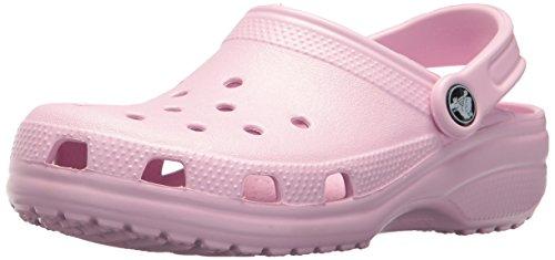 crocs Unisex/Erwachsene Classic Clogs, Pink (Ballerina Pink), 39/40 EU