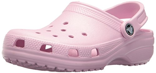 Crocs Classic, Sabot Unisex Adulto, Rosa (Ballerina Pink), 36/37 EU