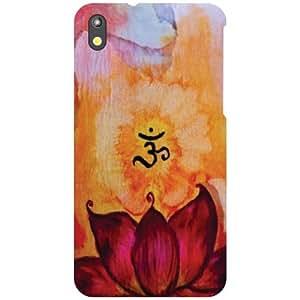 HTC Desire 816G Back Cover - Om Namah Shivay Designer Cases