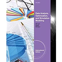 [(Data Analysis, Optimization, and Simulation Modeling)] [Author: Wayne L. Winston] published on (December, 2010)