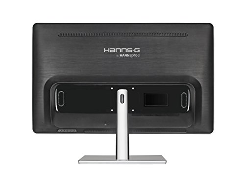 Hannspree HannsG HU282PPS 28 SilverBlack 4K very HD LED show PC flat panels 3840 x 2160 pixels LED 4K very HD 3840 x 2160 10001 50000001 Products