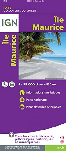 ILE MAURICE par Collectif