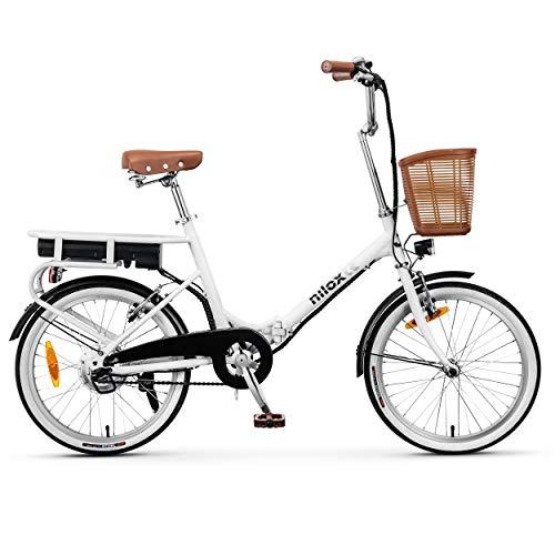 Imagen de Bicicletas Eléctricas Nilox por menos de 700 euros.