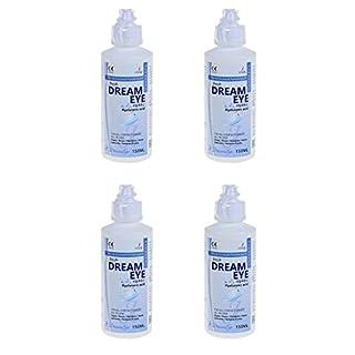 Kombilösung DreamEye 7in1 All-in-One-Pflegemittel für weiche Kontaktlinsen (4x 150ml)