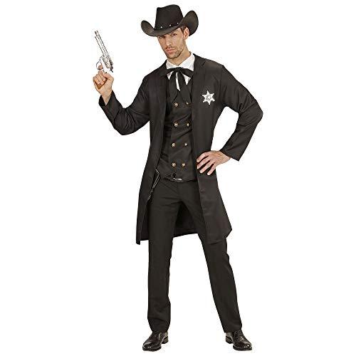 Kostüm Themen Western - Widmann - Erwachsenenkostüm Sheriff