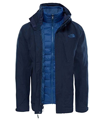 North Face M Mountain Light Triclimate Jacket-Giacca, Uomo, XL, Nero