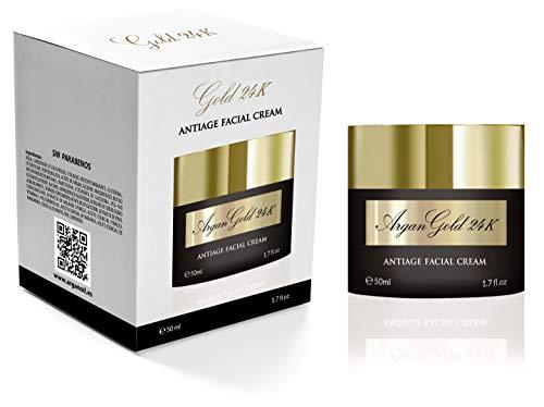 Océano D 'argan 24quilates oro antiage crema facial