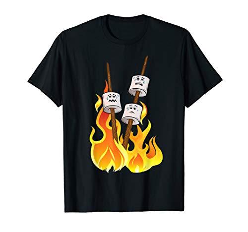 Glücklicher Eibisch-ein lustiger Eibisch-Braten Halloween T-Shirt