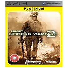 Call of Duty: Modern Warfare 2 - Platinum (PS3) [Importación inglesa]