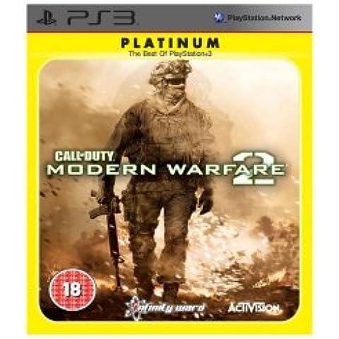 Call of Duty: Modern Warfare 2 - Platinum (PS3) [Importación inglesa]