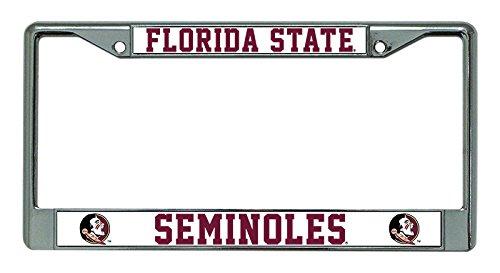 NCAA Chrome Teller Rahmen, damen Kinder Herren unisex, Florida State Seminoles