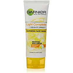 Garnier Skin Naturals light Complete Face Wash, 100g