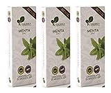 Ciokarrua Cioccolato Menta di Modica / Mint Chocolate - 3 x 100 Gram