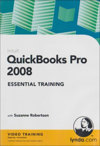 quickbooks-pro-2008-essential-training