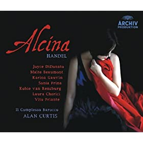 Alcina / Act 1 - La Bocca Vaga