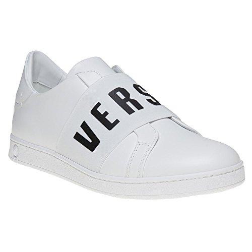 Versus Banded Slip-On Uomo Sneaker Bianco