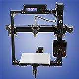 Professionelle LCD 3D Drucker 100MM / S MAX Druckgeschwindigkeit DIY 3D Drucker Kit