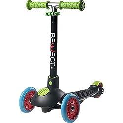 BEWEGT ZUM SPIELEN Scooter 2019 black/multicolored