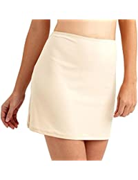New M/&Co Size 16 Petticoat – Waist Slip White Length 25 Inch Half Slip