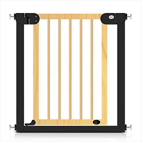 Bed rail HUO Kindersicherheitstor Holz Treppengeländer Haustier Isolation Zaun-12 Größe optional (größe : A118-125cm)