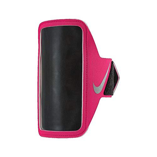 Nike Lean Arm Band rush pink/silver - Nike-ribbon